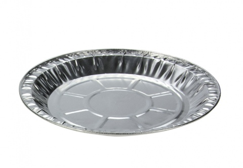 Foil Family Pie Dish Heavy Duty