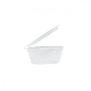 Emperor 35ml Polypropylene Sauce Cup with Lid