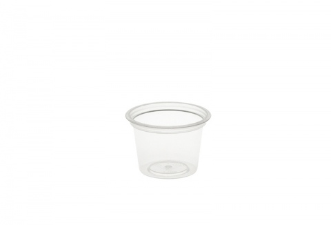Emperor 30ml/1oz Polypropylene Round Container