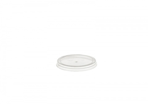 Emperor Round Polypropylene Lid to suit 15ml & 30ml Container