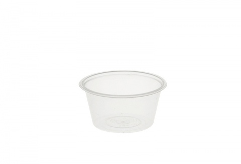 Emperor 50ml/2oz Polypropylene Round Container
