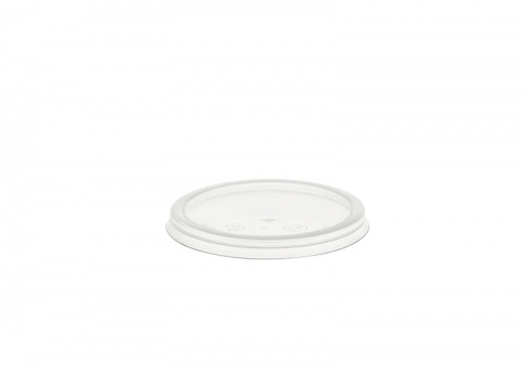 Emperor Round Polypropylene Lid to suit 50ml Container